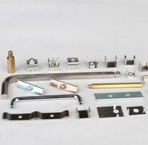 冲压件-焊机件